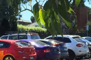 Small business car parking FBT exemption